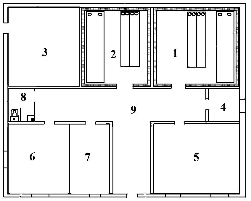 Рисунок 4 - План типового